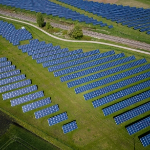 Amplio investing in Europe solar plants